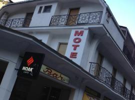 Motel Papaleo, Trecchina