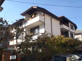 Mladenova House, Zlatograd