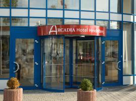 Arcadia Hotel Heidelberg, Schwetzingen