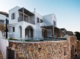 Eolia Luxury Villas, Pyrgos