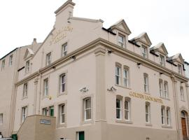 The Golden Lion Hotel, Maryport