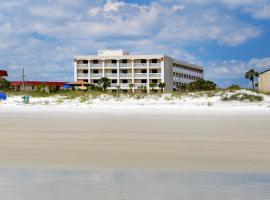 Holiday Isle Oceanfront Resort, Saint Augustine Beach