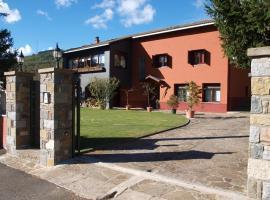 Casa Agusti, Vilaller