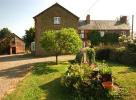 Hills Farm, Leysters