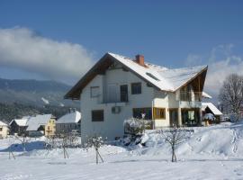 Ferienwohnung Wettl, Vorderberg