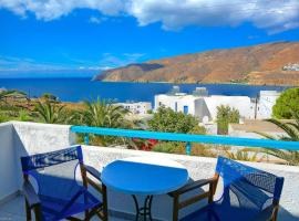 Gryspo's Hotel, Aegiali