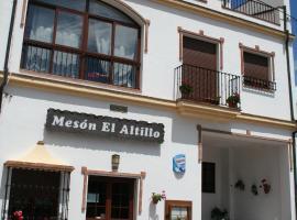 Apartamentos Sierra del Hacho, Montejaque