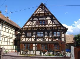 Gite d'Audrey et Jean, Uttenheim