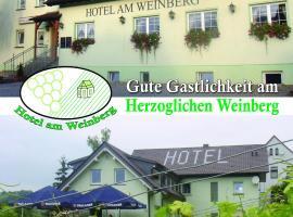 Hotel am Weinberg, Freyburg