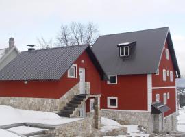 Camp Apartments Razvršje, Žabljak