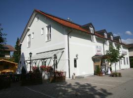 Hotel-Gasthof Eberherr, Schwaberwegen