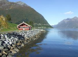 Hustadnes Fjordhytter, Sæbø