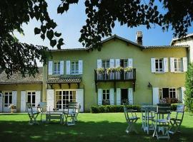Hostellerie La Huchette, Replonges