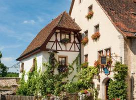 Burghotel, Rothenburg ob der Tauber