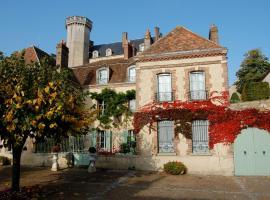 Maison Conti, Montmirail