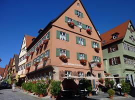 Hotel Eisenkrug, Dinkelsbühl