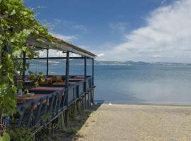 意大利4號度假小木屋, 布拉恰諾