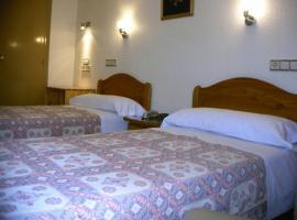 Hotel La Parra, Arčena