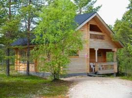 Ounasloma Luxury Cottages, Enontekiö
