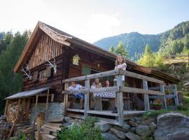 Berghütte Bloatschtratten, Penk