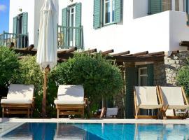 Art Hotel Pelican Bay, Platis Yialos Mykonos