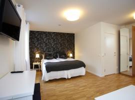 Riverside Hotel & Apartments, Ängelholm