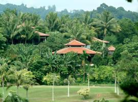 Tempat Senang Spa Resort & Restaurant, Sekupang