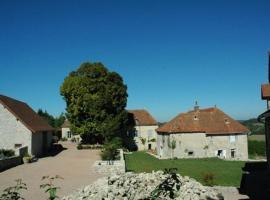 Le Manoir de Presle - Gîte, Montaigu-le-Blin