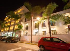 Hotel Carmen Almuñécar, Almuñécar