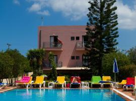 Eleni Apartments, Sissi