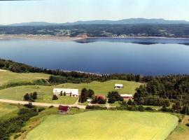 Gîte à la Vieille École, Saguenay
