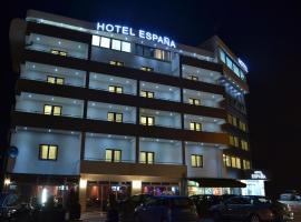 Hotel España, Sarajevo