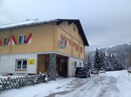Alpengasthaus Sonnhof, Goding