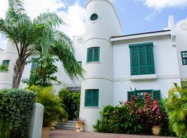 Mullins Bay Town House, Saint Peter
