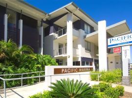 Pacific Marina Luxury Apartments