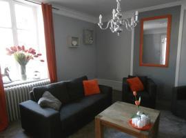 Chambres d'Hôtes La Tulipe Orange, Granges-sur-Vologne