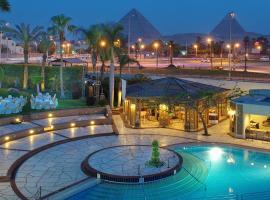 Mercure Cairo Le Sphinx, Le Caire