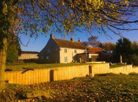 Woundales Farm B&B, Borrowby