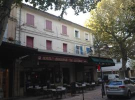 Hôtel Restaurant le Central, Châteaurenard