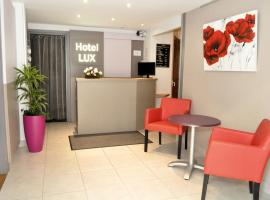Hotel Lux, Grenoble