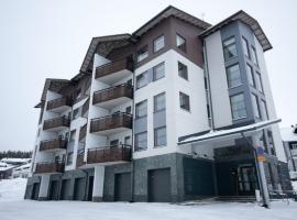 Forenom Premium Apartments Ylläs, Ylläsjärvi