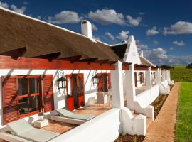 Aaldering Luxury Lodges
