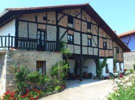 Casa Rural Ozollo, Gautegiz Arteaga
