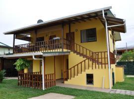 瑪爾菲旅館, Cahuita
