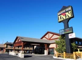 Brandin' Iron Inn, West Yellowstone