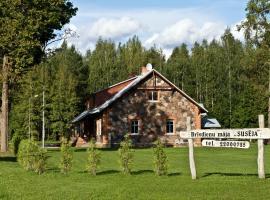 Guest House Susēja, Aknīste
