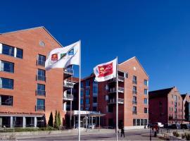 Clarion Collection Hotel Bryggeparken, Шиен