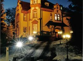 Villa Markersdorf, Claußnitz