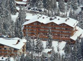 Hotel Les Ducs de Savoie, Courchevel