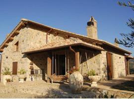 Villa Poggio Aperto, Seggiano